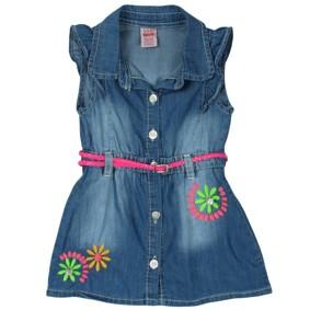 Джинсовое платье для девочки Sani (код товара: 4849): купить в Berni