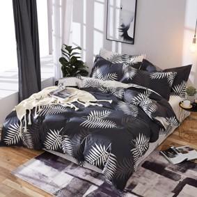 Комплект постельного белья Папоротник Вайя (полуторный) (код товара: 48086): купить в Berni