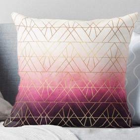 Подушка декоративная Абстракция 45 х 45 см (код товара: 48015): купить в Berni