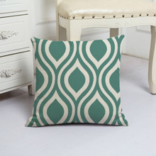 Подушка декоративная Безмятежность 45 х 45 см оптом (код товара: 48079)