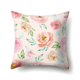 Подушка декоративная Цветущие розы 45 х 45 см (код товара: 48061): купить в Berni