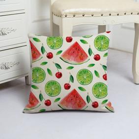 Подушка декоративная Фрукты 45 х 45 см (код товара: 48032): купить в Berni