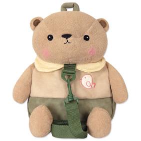 Рюкзак Kawaii Медвежонок, зеленый (код товара: 48000): купить в Berni