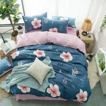 Комплект постельного белья Цветок (полуторный) (код товара: 48148)