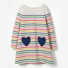 Плаття для дівчинки Два серця оптом (код товара: 48112)