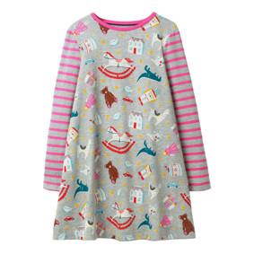 Платье для девочки Игрушки (код товара: 48110): купить в Berni