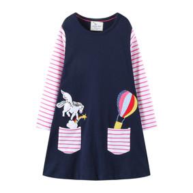 Платье для девочки Воздушный шар (код товара: 48107): купить в Berni