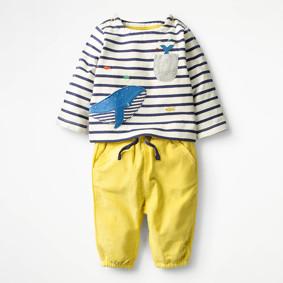 Дитячий костюм 2 в 1 Кит (код товару: 48299): купити в Berni