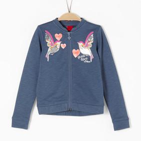 Кофта для девочки Птички (код товара: 48293): купить в Berni