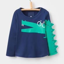 Кофта для мальчика Крокодил оптом (код товара: 48287)