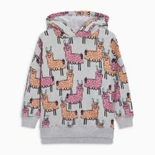 Кофта с капюшоном для девочки Лама (код товара: 48295)