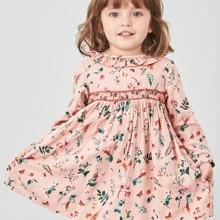 Платье для девочки Цветы (код товара: 48274)