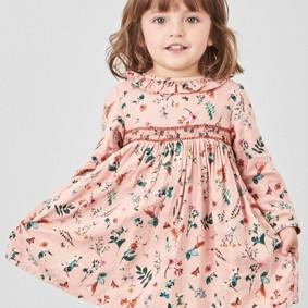 Платье для девочки Цветы (код товара: 48274): купить в Berni