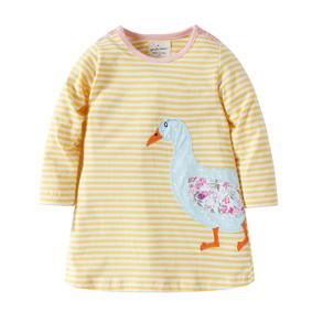 Платье для девочки Гусыня (код товара: 48273): купить в Berni