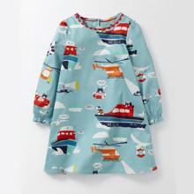 Платье для девочки Морской патруль (код товара: 48272)