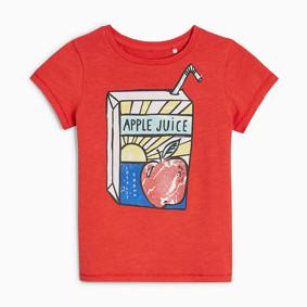 Детская футболка Яблочный сок (код товара: 48312): купить в Berni