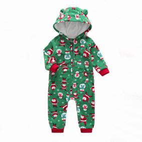 Детский комбинезон Санта (код товара: 48376): купить в Berni