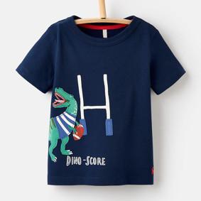 Футболка для мальчика Динозавр (код товара: 48316): купить в Berni
