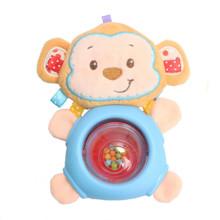 Іграшка - брязкальце Мавпочка оптом (код товара: 48325)
