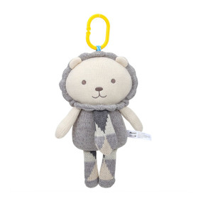 Мягкая игрушка - подвеска Лев (код товара: 48330): купить в Berni