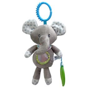 Мягкая игрушка - подвеска Слоник (код товара: 48345): купить в Berni