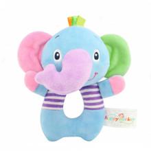 Мягкая игрушка - погремушка Слоненок (код товара: 48328)