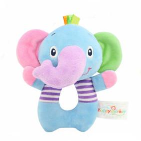 Мягкая игрушка - погремушка Слоненок (код товара: 48328): купить в Berni