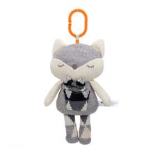 Мягкая игрушка - подвеска Лиса оптом (код товара: 48329)