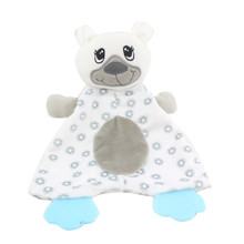 Мягкая игрушка с прорезывателем Медвежонок (код товара: 48349)