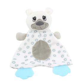 Мягкая игрушка с прорезывателем Медвежонок (код товара: 48349): купить в Berni