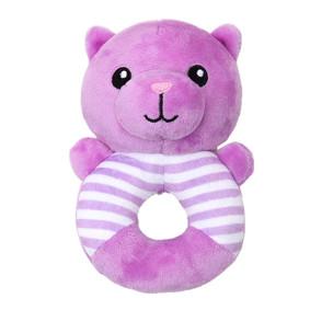 Мягкая погремушка Медвежонок оптом (код товара: 48341): купить в Berni