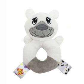 Мягкая погремушка Медвежонок (код товара: 48358): купить в Berni