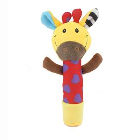Мягкая погремушка Жираф (код товара: 48353): купить в Berni