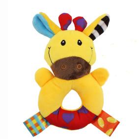 Мягкая погремушка Жираф (код товара: 48359): купить в Berni