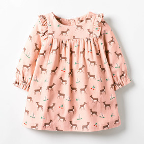 Платье для девочки Косуля (код товара: 48302): купить в Berni