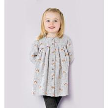 Платье для девочки Радуга оптом (код товара: 48303)