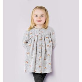 Платье для девочки Радуга (код товара: 48303): купить в Berni