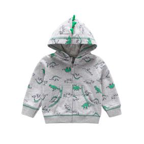 Кофта для мальчика Малыш динозаврик (код товара: 48400): купить в Berni