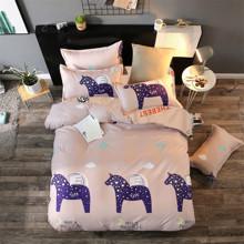 Комплект постельного белья Пегас (полуторный) (код товара: 48483)