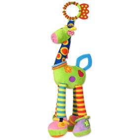 Мягкая подвеска - погремушка Жираф (код товара: 48402): купить в Berni
