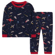 Піжама для хлопчика Космос оптом (код товара: 48472)