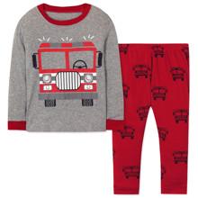 Піжама для хлопчика Пожежна машина оптом (код товара: 48467)