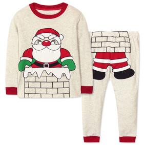 Пижама Санта Клаус оптом (код товара: 48470): купить в Berni