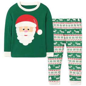 Пижама Санта Клаус оптом (код товара: 48471): купить в Berni