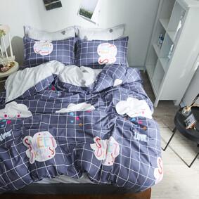 Комплект постельного белья Сладкие мечты (полуторный) (код товара: 48517): купить в Berni