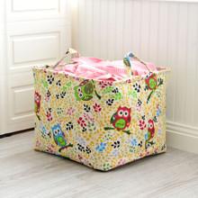 Корзина для игрушек, белья, хранения Совы (код товара: 48534)