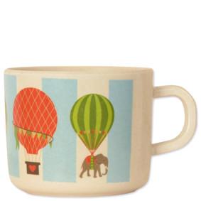 Чашка из бамбукового волокна Воздушные шары (код товара: 48658): купить в Berni