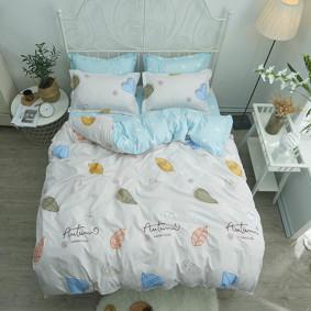 Комплект постельного белья Осень  (евро) (код товара: 48619): купить в Berni