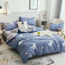 Комплект постельного белья Пони (двуспальный-евро) (код товара: 48603)