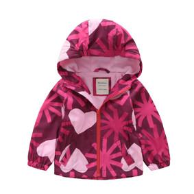 Куртка для девочки Сердца (код товара: 48624): купить в Berni
